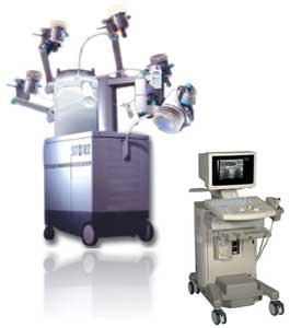 SLK Modulith®  Lithotriptor for Ultrasound-guided Lithotripsy from www.MediquipMobile.com